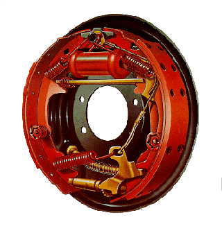 automotive drum brake system